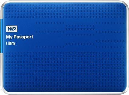 Wd My Passport Ultra Mobile Externe Festplatte 6 4cm Computer Zubehör