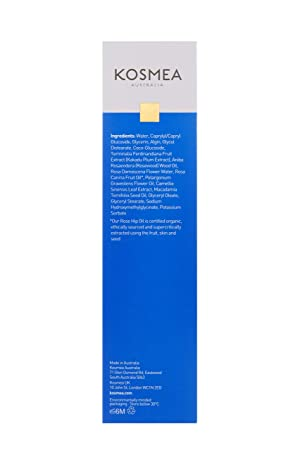 Kosmea Clarifying Facial Wash is a Gentle Foaming Cleanser For Sensitive, Dry or Acne Prone Skin – Contains Unique Australian Bush Ingredients, Davidson Plum, Lilly Pilly More 5.07 fl oz