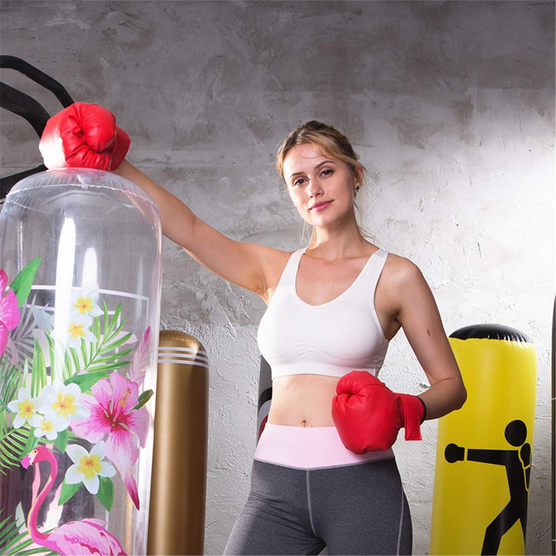 Adulte Gants de Boxe Unisexe Mitaines Sac Frappe Hommes Femmes Gym Entraînement