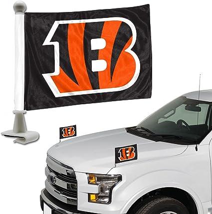 Cincinnati Bengals Car Flag