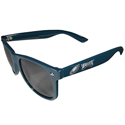 19f91c16f499 Image Unavailable. Image not available for. Color  NFL Philadelphia Eagles  Beachfarer Sunglasses