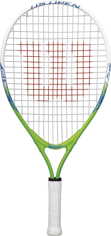 Wilson US Open Junior Tennis Racquet : Sports & Outdoors