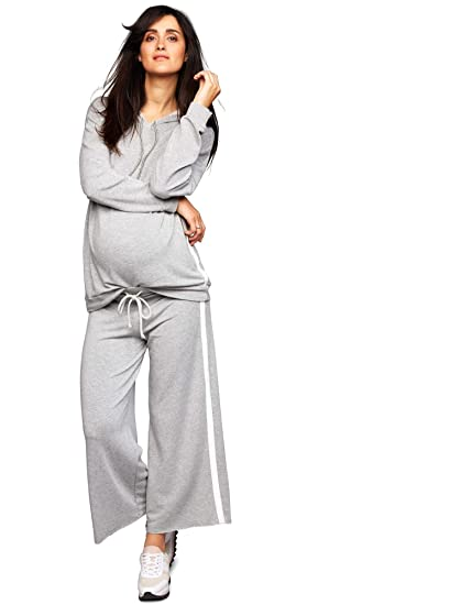 54c3dca71f0f3 A Pea in the Pod Velvet Under Belly Jogger Maternity Jogger Pant at Amazon  Women's Clothing store:
