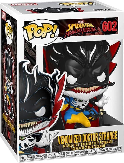Vinyl Figure ***PRE-ORDER*** Details about  /Venomized Doctor Strange with Energy GLOW Pop