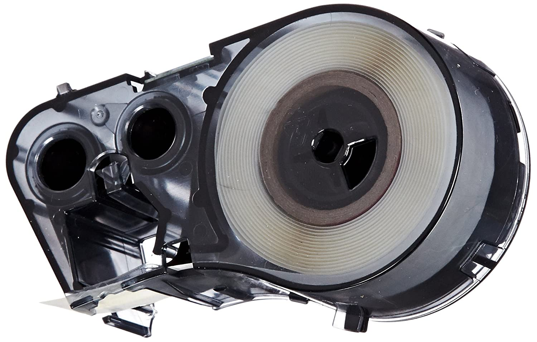 For BMP51//BMP53 Printers 7/' Width x 15//64 Height Brady Worldwide Inc 7 Width x 15//64 Height Brady MC-125-342 Polyolefin B-342 Black on White Label Maker Cartridge