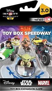 Disney Infinity 3.0 - Toy Box Game Piece Speedway