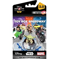 Pack Toy Box 'Disney Infinity 3.0' - Game Speedway