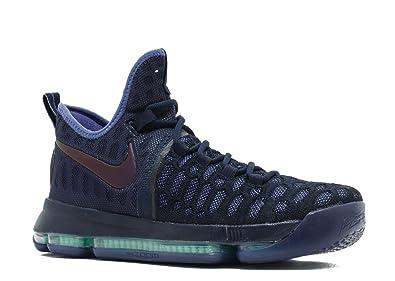 49e9e62e2bc6 ... coupon for nike zoom kd 9 mens basketball shoes 10 obsidian dk purple  dust 0c051 56b73