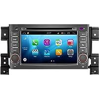 RoverOne Android 8.0 en el Coche de la rociada DVD GPS Sistema de navegación para Suzuki Grand Vitara 2005 2006 2007 2008 con Radio estéreo Bluetooth SD USB Espejo Enlace Pantalla táctil