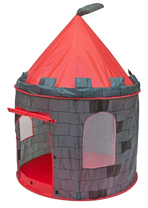 Click Nu0027 Play Knight Castle Design Play Tent  sc 1 st  Amazon.com & Amazon.com: Click Nu0027 Play Knight Castle Design Play Tent: Toys u0026 Games