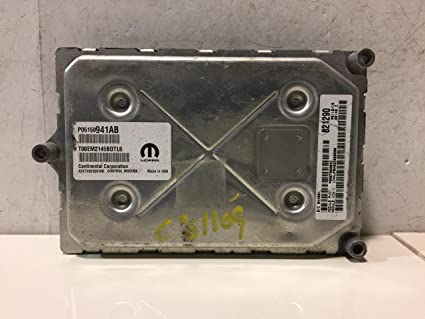 Amazon com: 2015-2016 Jeep Patriot Engine Computer Unit ECU