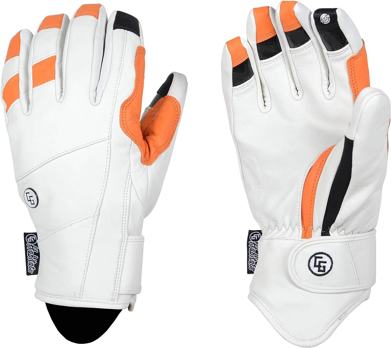 503BK Northstar Unisex Waterproof Thinsulate Flip Top Convertible Gloves Black