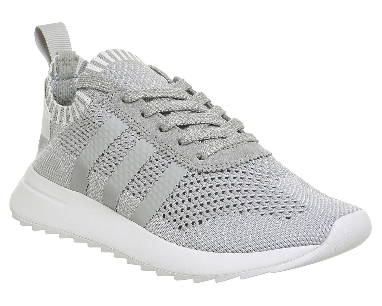 Adidas Originals Damen Primeknit Flashback Grau (13) 362 3