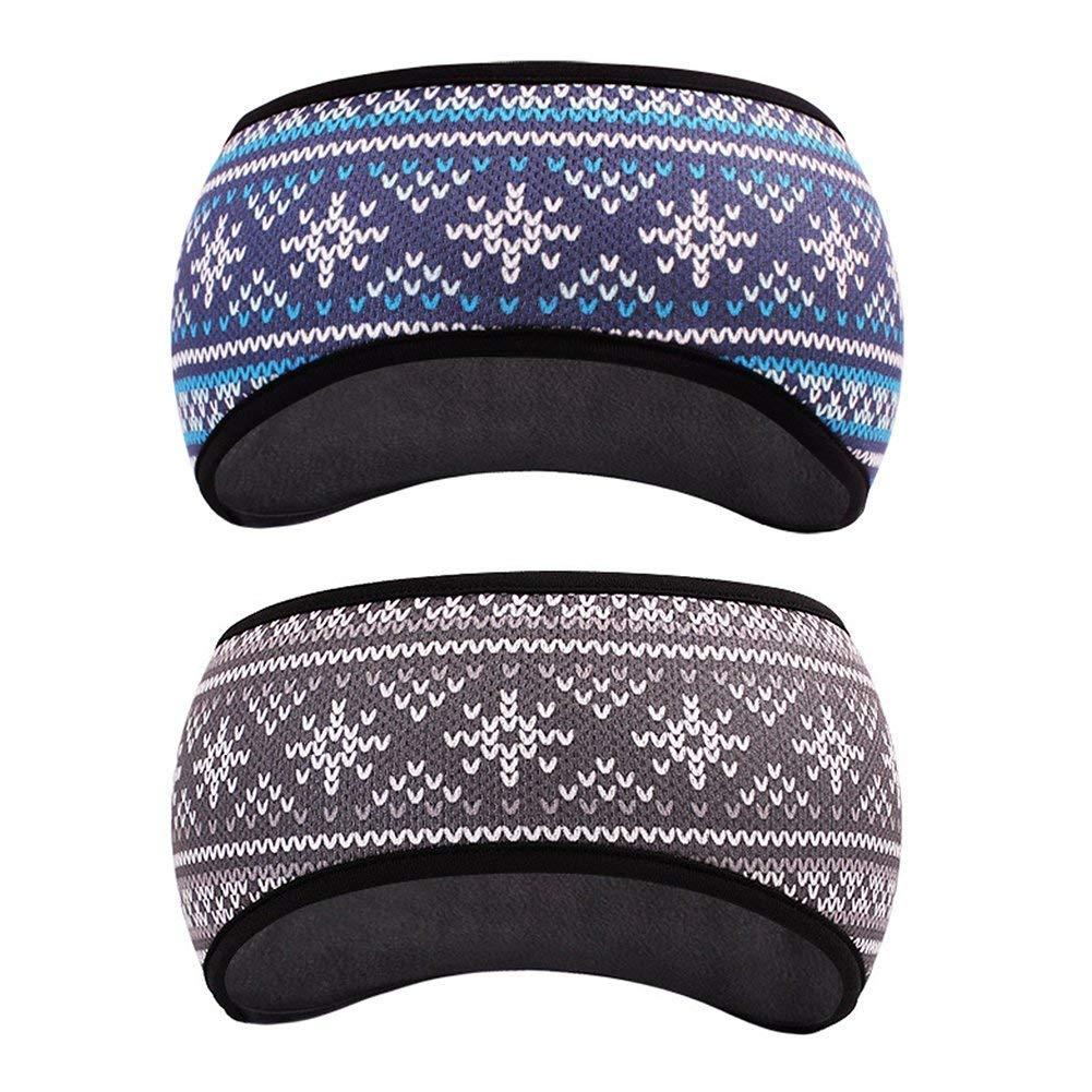 『2年保証』 goyonderフリースThermalヘッドバンド耳ウォーマー耳マフのセット( 2色) Series B077858P4W B077858P4W Series Snowman Series Snowman Series, Lubemill(ルベミール):8e58af3a --- obara-daijiro.com