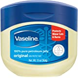 Vaseline Petroleum Jelly, Original 13 oz, Pack of 3