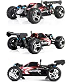 Tozo C1022 Rc Car High Speed 32 Mph 4X4 Fast Race Cars 1:18 Rc Scale, Red