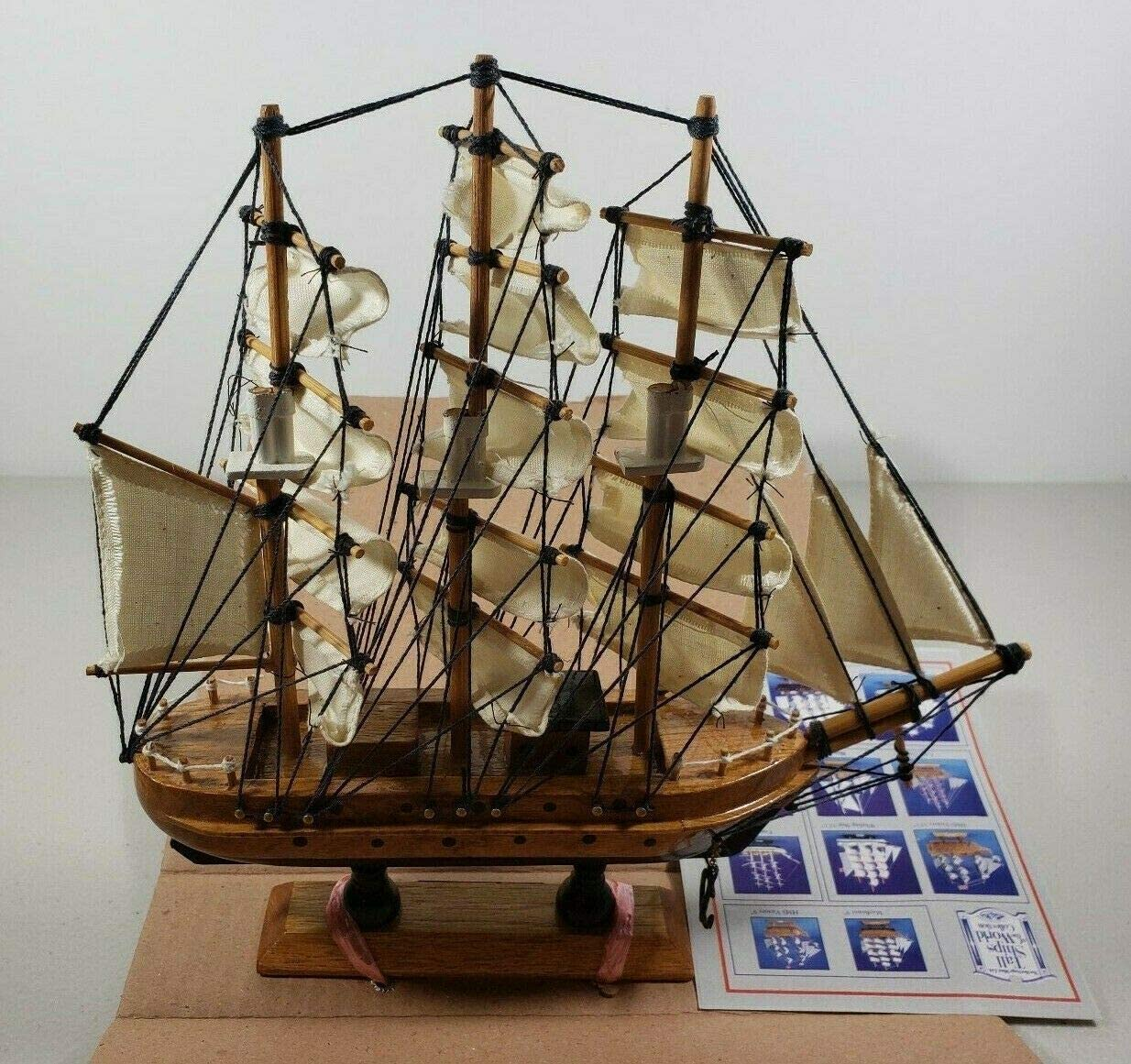 Tall Ships of the World Collection Mayflower SH 03 13 tall Model Heritage Mint