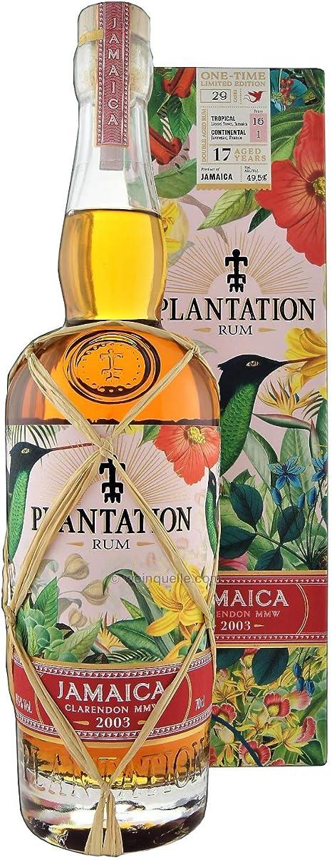 Ron Plantation - Jamaica 2003 - Caja regalo ron 1 * 70cl ...