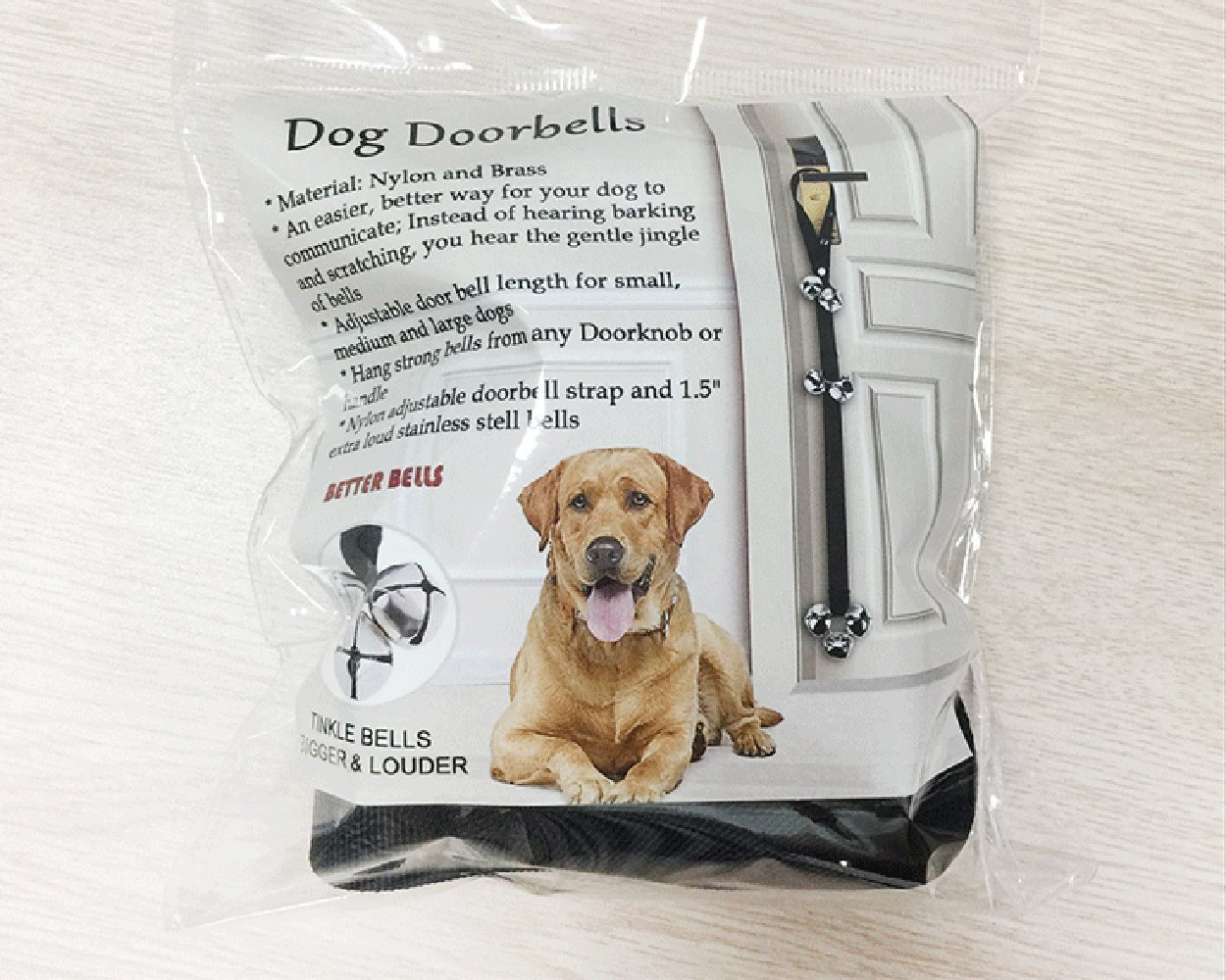 Amazon Yakura 2 Pack Dog Doorbells Dog Bells For Potty Training