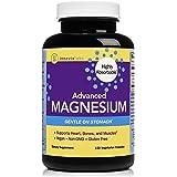 InnovixLabs Advanced Magnesium, High Absorption Magnesium Glycinate & Magnesium Malate, Highly Bioavailable Chelated Magnesiu