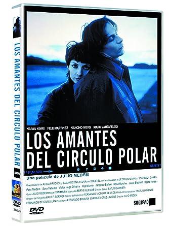 Los Amantes Del Círculo Polar Dvd Amazones Najwa Nimri