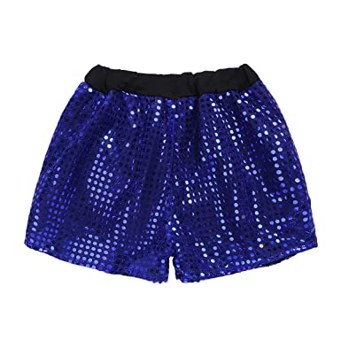 iiniim Boys Girls Sequined Dance Shorts Pants Trousers Dancing Costume Kids  Choir Jazz Dance Stage Performance Fancy Dress  Amazon.co.uk  Clothing 0c6afbcb13ac
