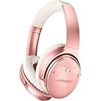 Bose QuietComfort 35 (Series II) Wireless Bluetooth Headphones, Noise Cancelling - Limited Edition, Rose Gold