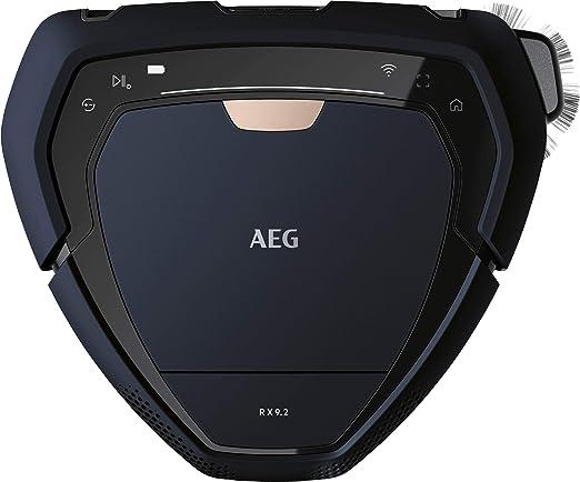 AEG RX9-2-4STN Robot Aspiradora Visión 3D, Batería hasta 60min ...