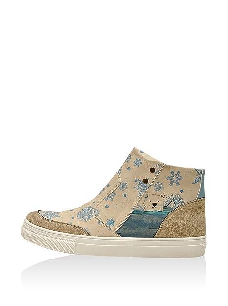 Zapatos azules Doggo para mujer lFXpp