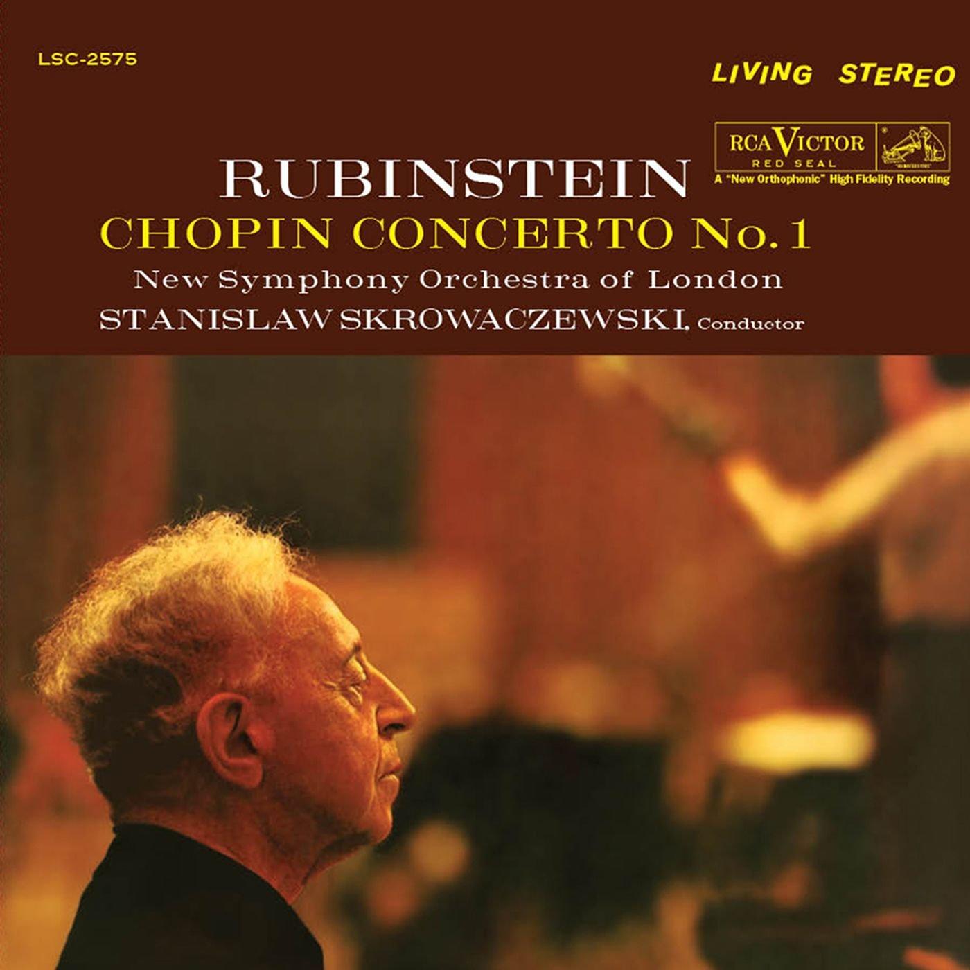 Vinilo : Stanislaw Skrowaczewski - Chopin: Concerto No. 1 (200 Gram Vinyl)