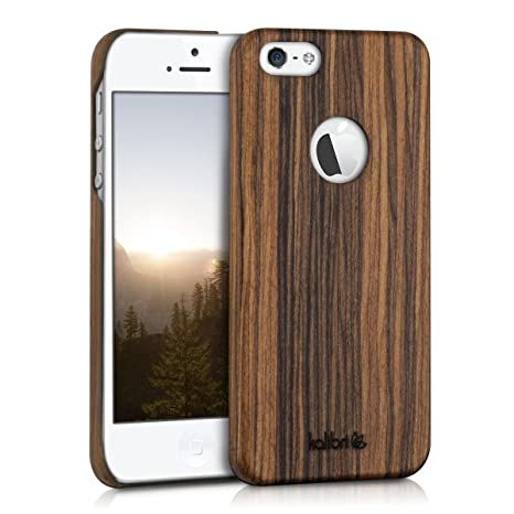 custodia iphone se legno