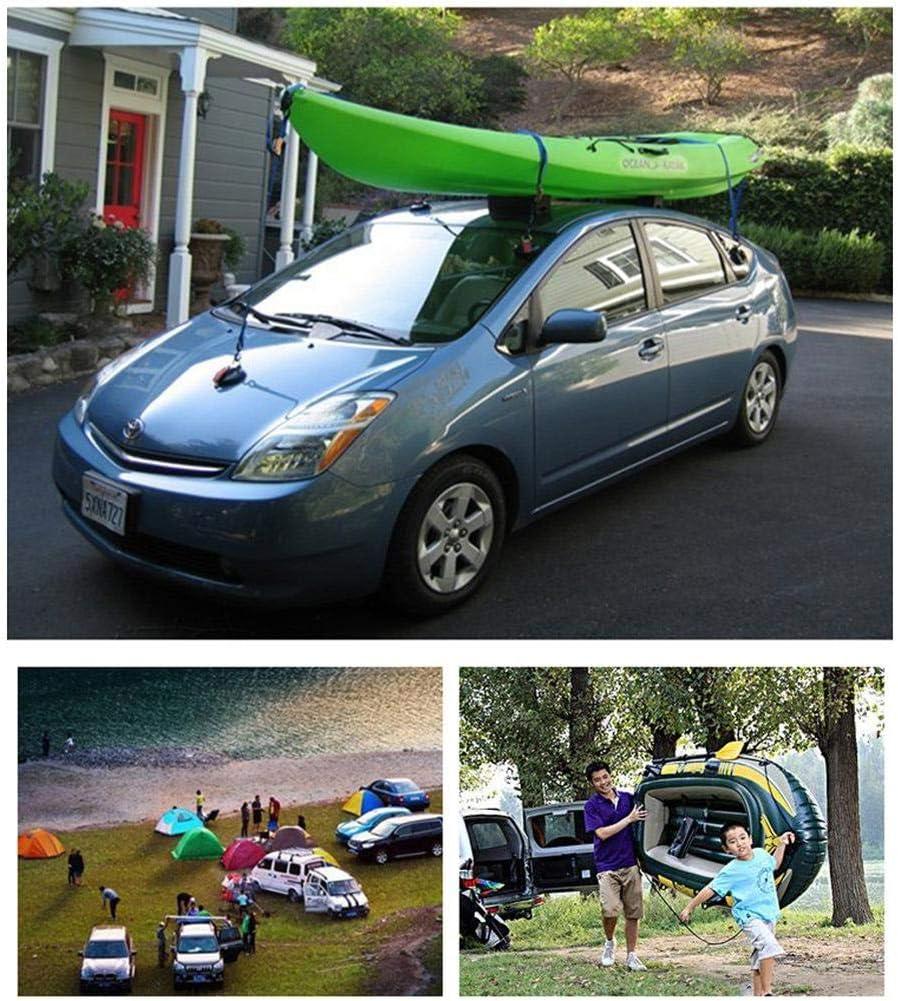 chifans Ventosa con Gancio Bagagli Ventosa Ventosa Auto Ventosa con 2 Ganci S Porta Ventosa Fino a 22 kg per Tende da Sole Teloni e coperture per Veicoli excellently