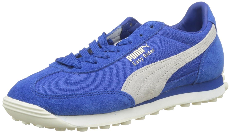 Puma Unisex-Erwachsene Easy Rider Sneaker  40 EU|Blau (Lapis Blue-whisper White-gold)