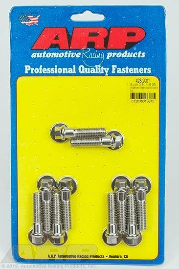 ARP 4232001 Manifold Bolt Kit 423-2001