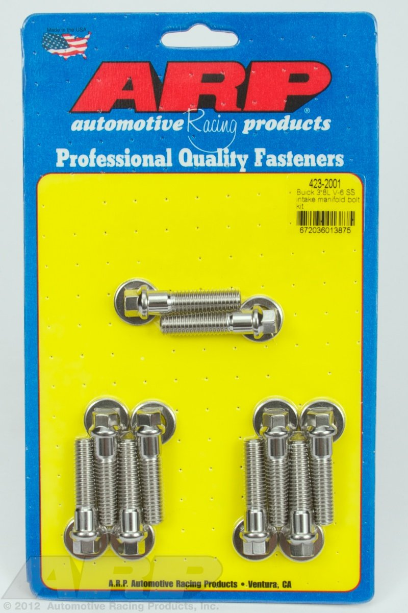 ARP 4232001 Manifold Bolt Kit 423-2001