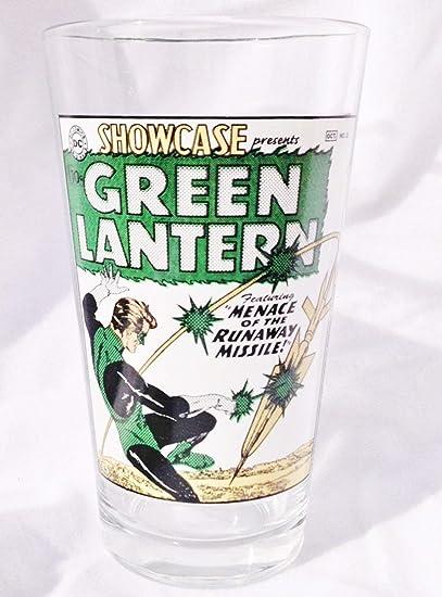Justice League Tall Glasses Set Batman Superman Green Lantern Official DC Comics