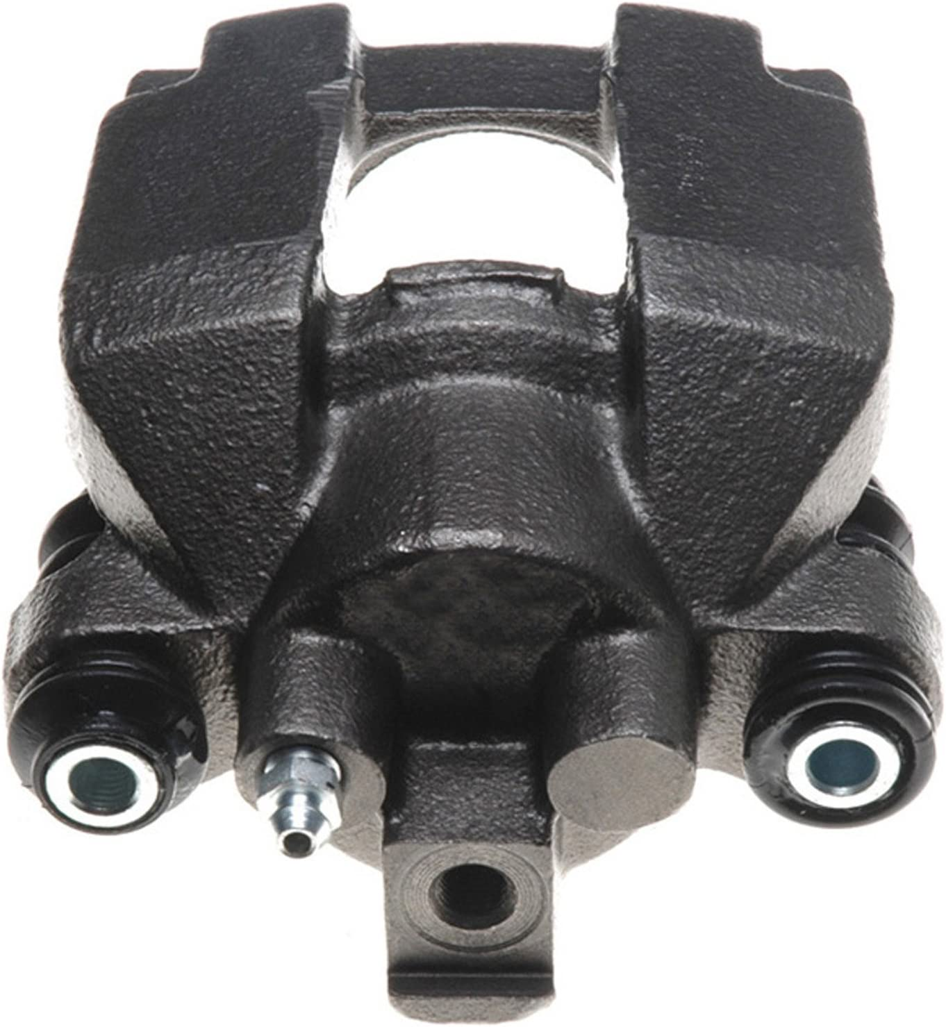 ACDelco 18FR1914 Professional Rear Passenger Side Disc Brake Caliper Assembly without Pads (Friction Ready Non-Coated), Remanufactured