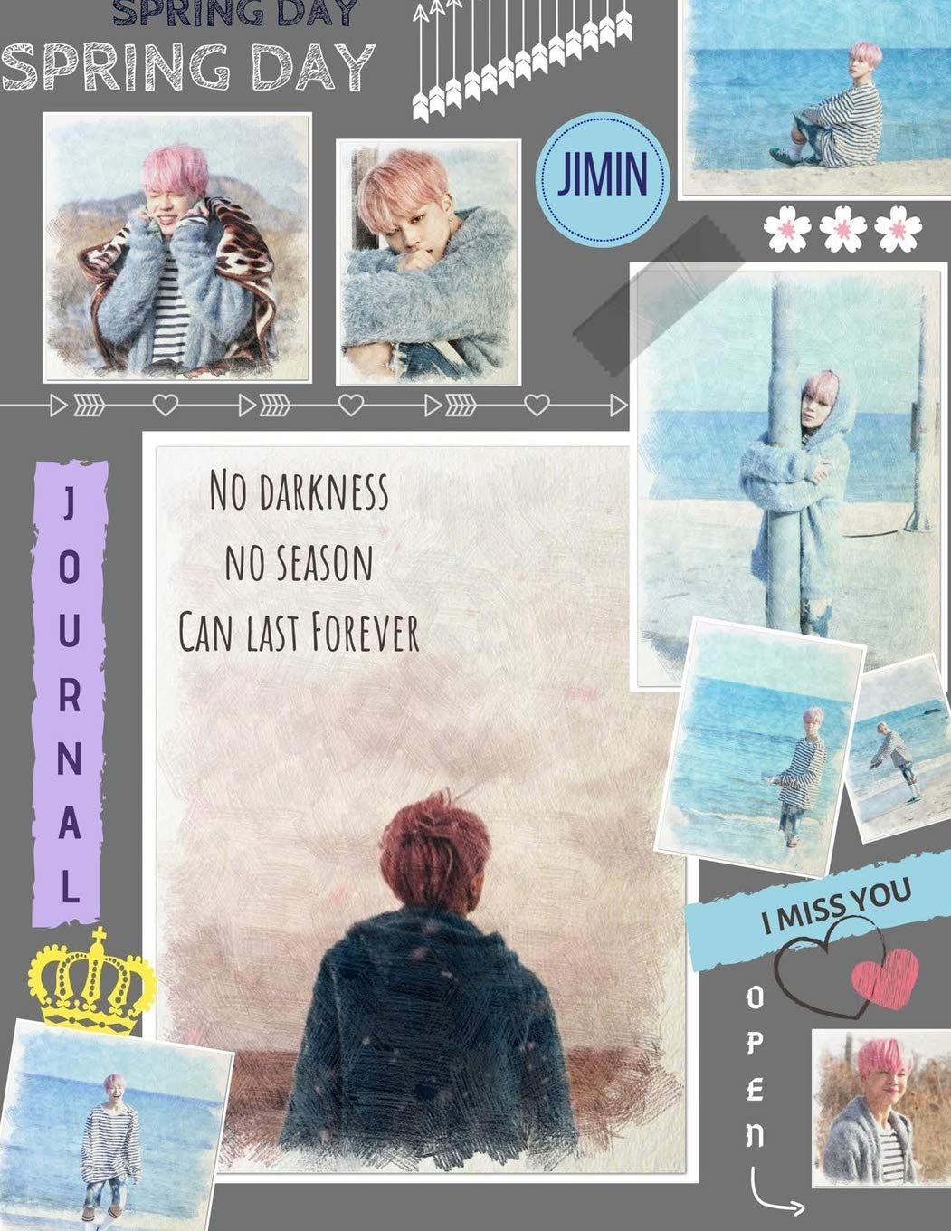 Awesome Bts Journal wallpapers to download for free greenvirals