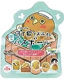 キングダム 入浴剤 バスボール 柑橘の香り 60g マスコット入り OB-GMB-1-1