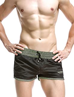 536436fe0e SEOBEAN Mens Low Rise Sports Short Swimwear Board Shorts | Amazon.com