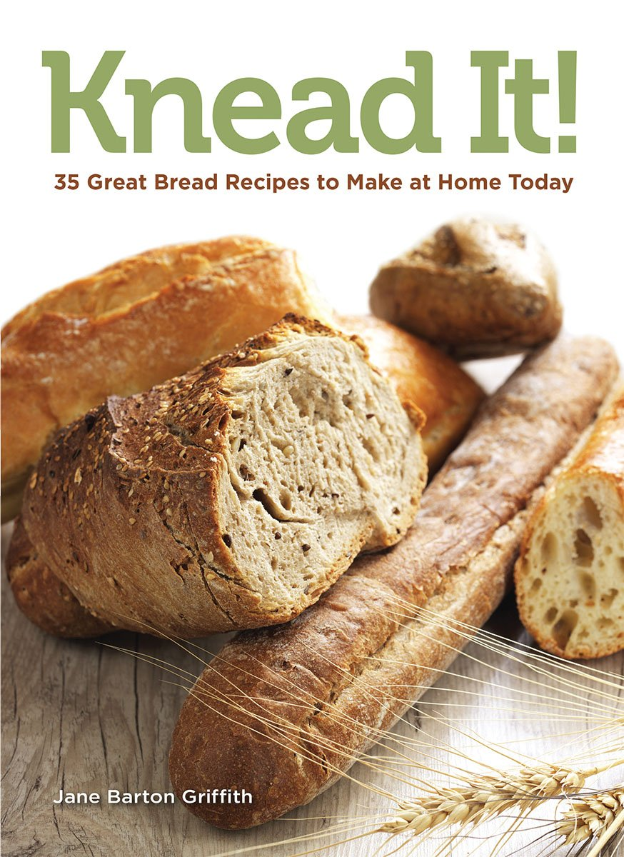 Download Knead It!: 35 Great Bread Recipes to Make at Home Today pdf