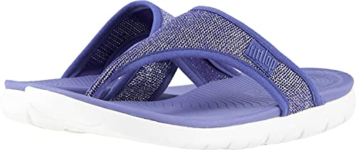 a39dbe3d32b75f Image Unavailable. Image not available for. Colour  FitFlop Women s  Uberknit Toe Thong Sandals Indian ...