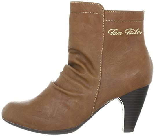 TOM TAILOR Belleville Low Boot 515100016042 Damen Stiefel