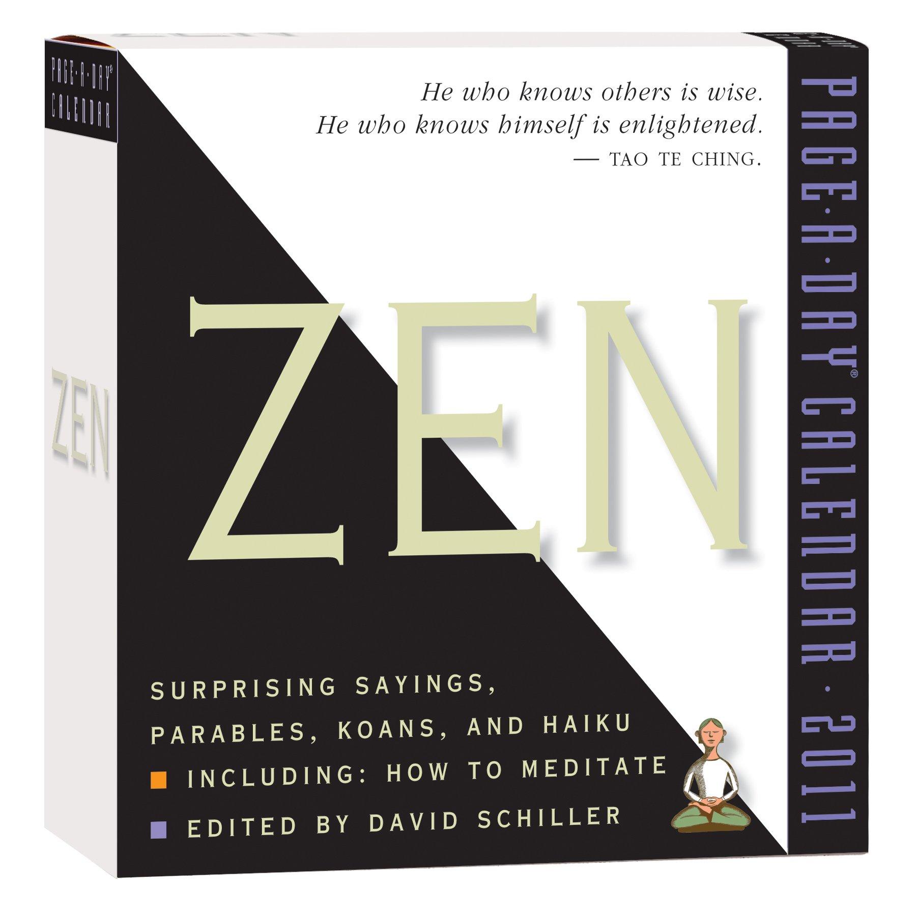 Download Zen 2011 Page-A-Day Calendar PDF