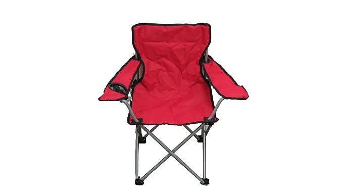 VMI Folding Chair for Kids, Blue