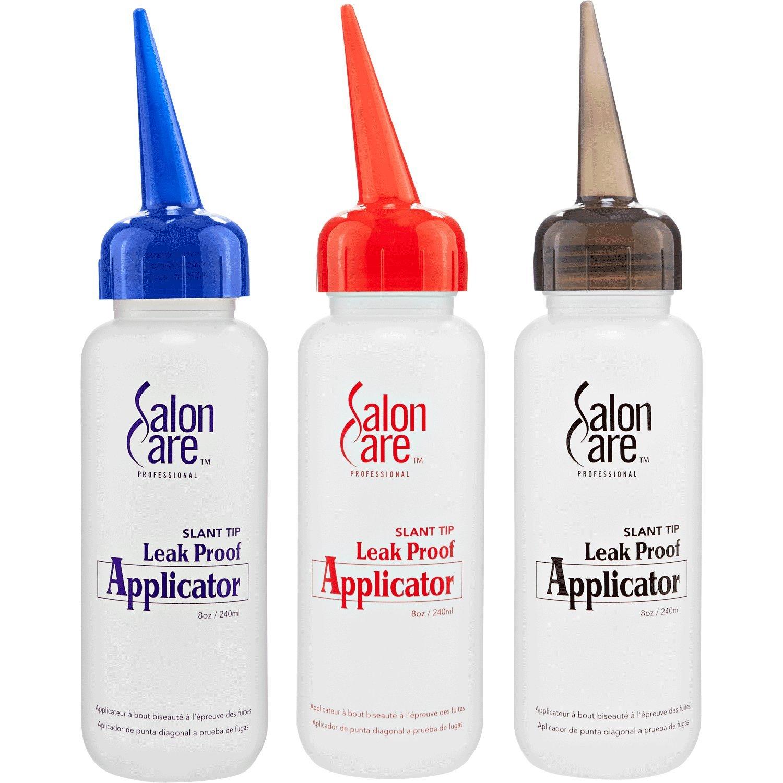 Salon Care Leakproof Slant Tip Applicator Bottle SALON CARE SUNDRIES
