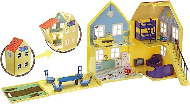 Peppa Pig La Casita de Vacaciones: Amazon.es: Juguetes y juegos