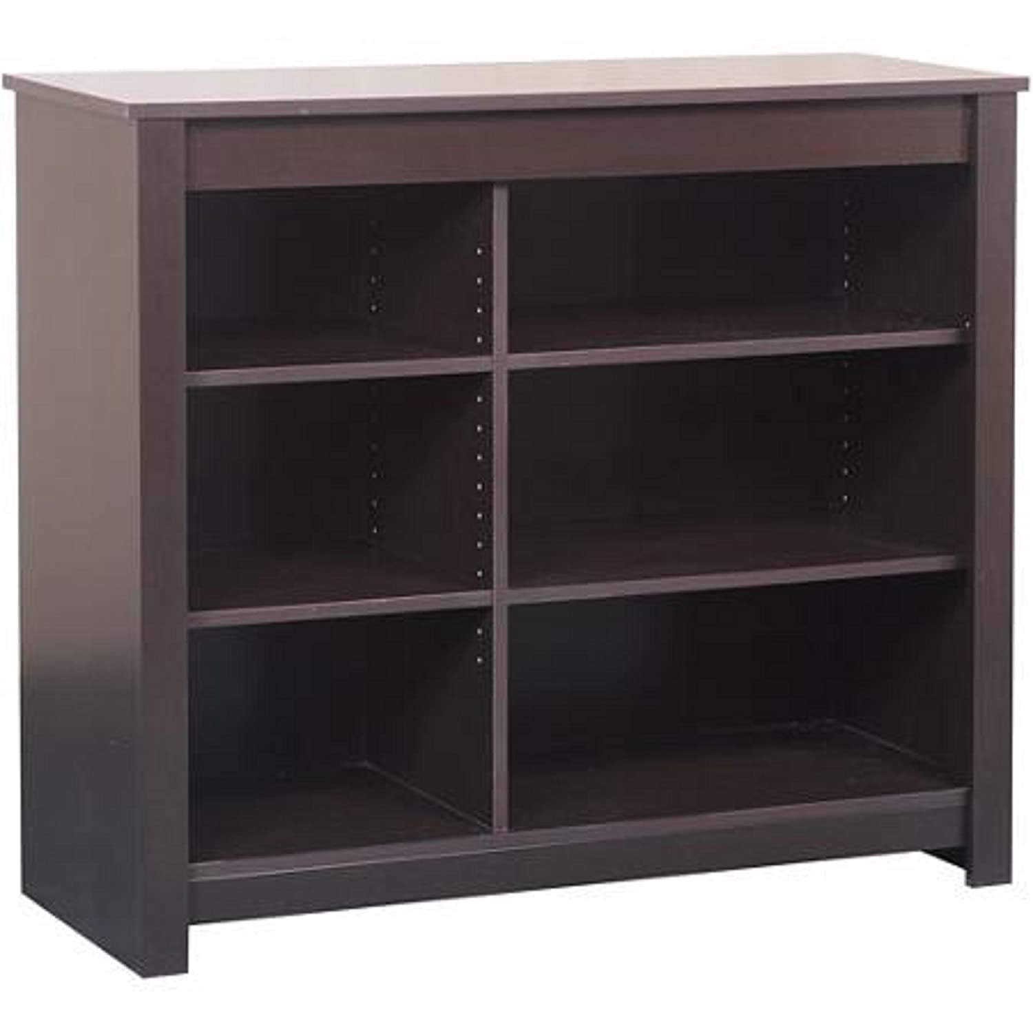 bookcases way shelves callouts shelf products bookcase media storage basics cubby bookshelves and espresso eo bookshelf console dimensions wb