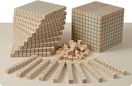 4 opinioni per Dida- Multibase base 10 121 pz. in scatola di cartone- Strumento adatto a