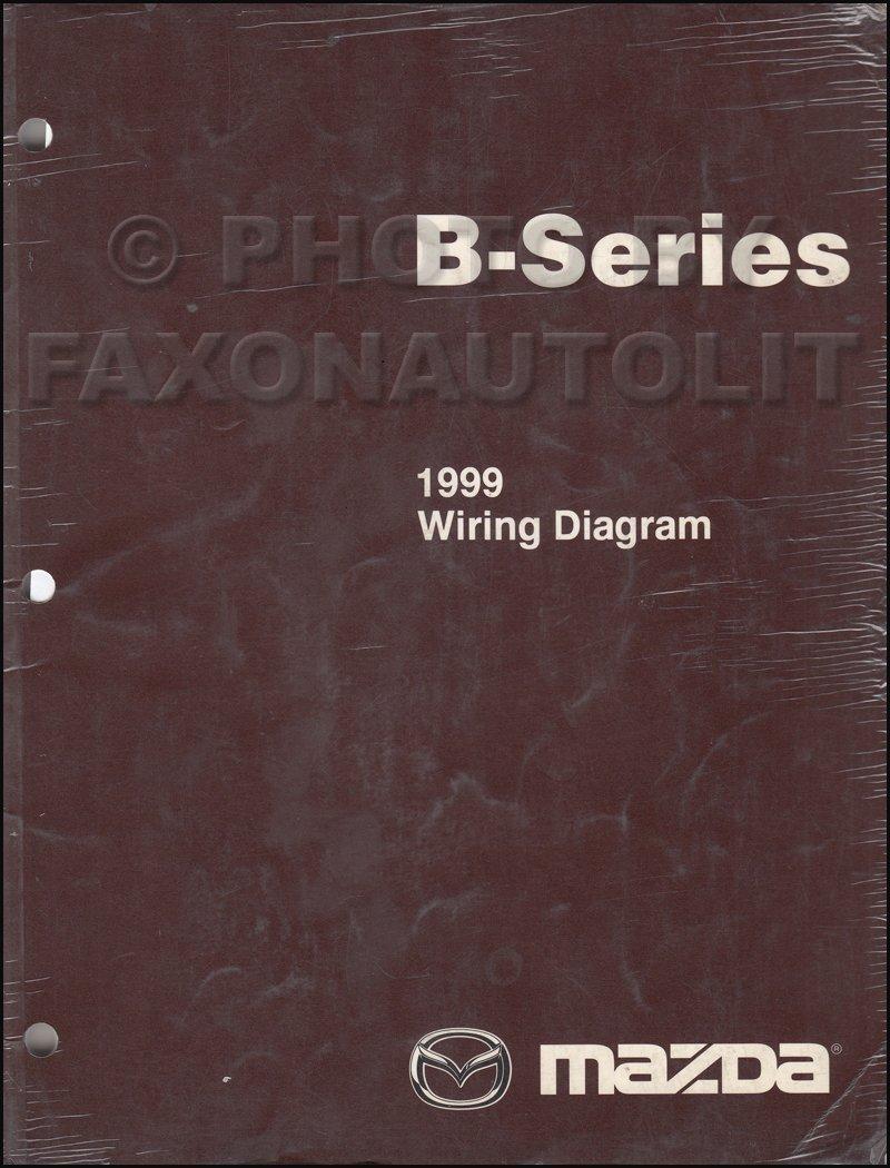 [XOTG_4463]  1999 Mazda B4000 B3000 B2500 Pickup Truck Wiring Diagram Manual Original:  Mazda: Amazon.com: Books | Mazda B4000 Wiring Diagram |  | Amazon.com